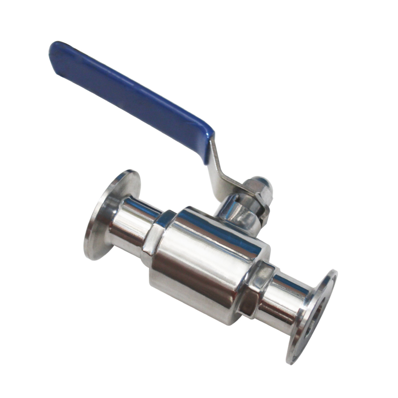 SMS DN25 Stainless Steel Sanitary  Ball Valve With Tri Clamp End  HomebrewSMS DN25 Stainless Steel Sanitary  Ball Valve With Tri Clamp End  Homebrew