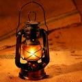 Vintage Kerosene Lamp Mastlight Lantern Reminisced Camping Lights Outdoor Tent Light Emergency Portable