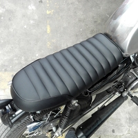 Universal Seat for Cafe Racer For HONDA CB350 CB400 CB500 CB550 CB750 For SUZUKI GR650 GS GT TU250 GN125 GN250 400