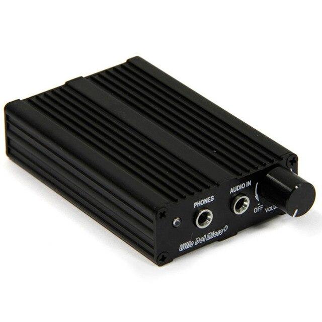 Little Dot M + Портативный Pre-AMP ГЛАВА Батареи Портативный Усилитель Для Наушников Усилитель мини amp