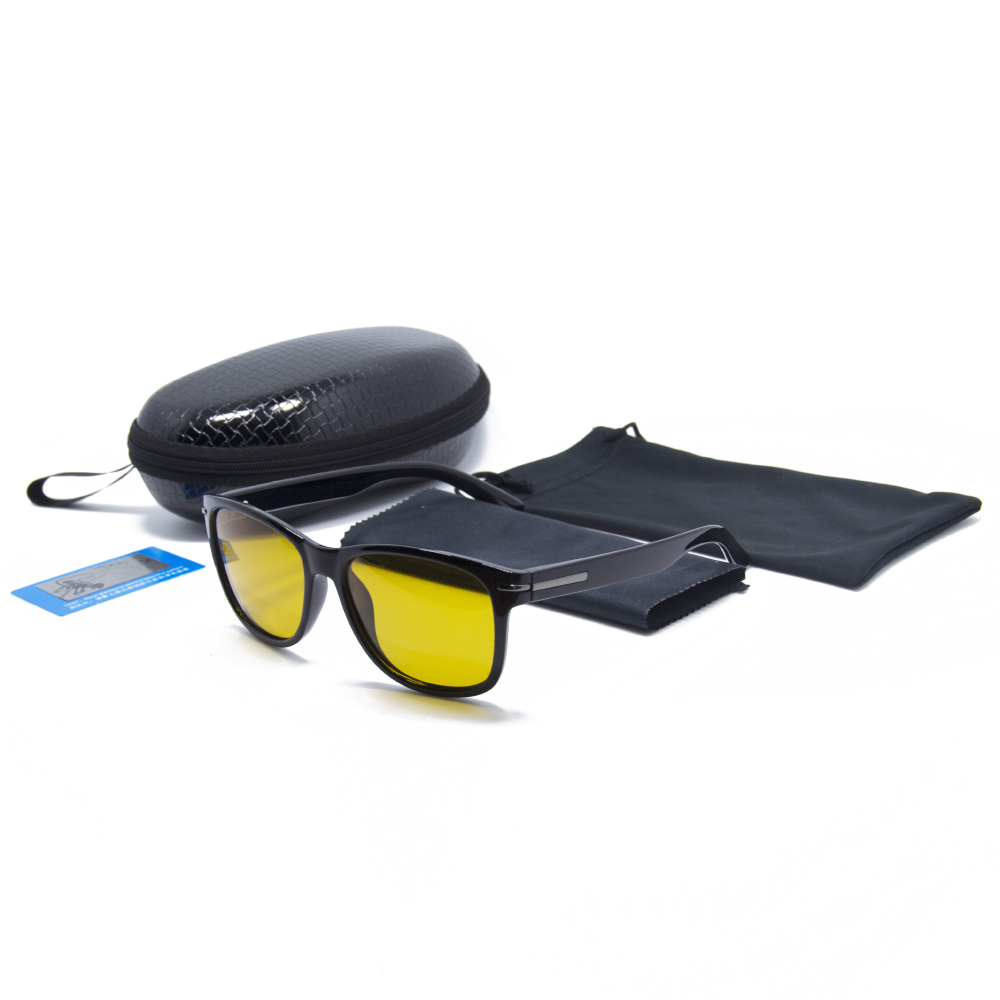 New Polarized Club-master style Unisex Driving Retro Sunglasses Anti Glare