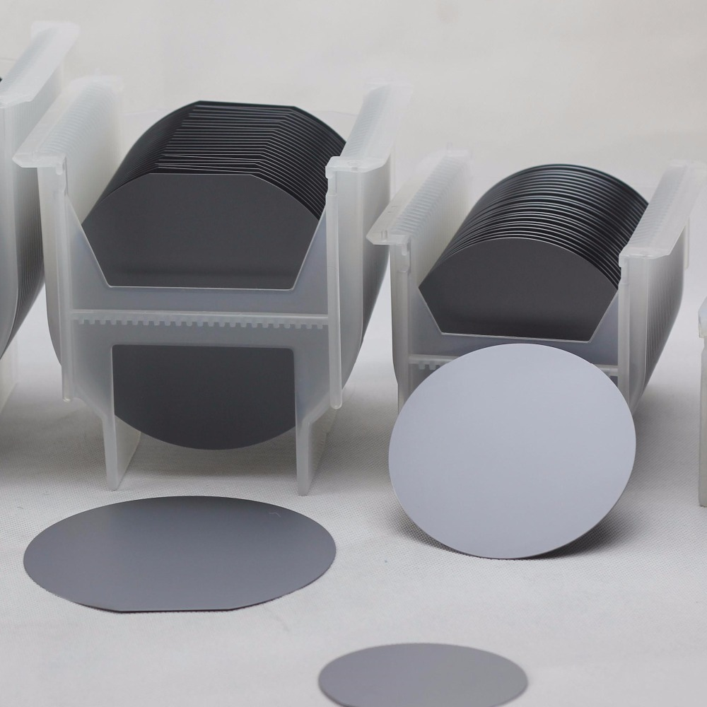 2 inch single-sided polished monocrystalline silicon wafer/resistivity 0.001-0.0012 Ohm per centimeter/ thickness of 2000um2 inch single-sided polished monocrystalline silicon wafer/resistivity 0.001-0.0012 Ohm per centimeter/ thickness of 2000um