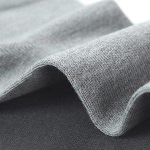 Image 5 - Plus Large Big Size Socks Man 48,49,50,51,52,53 Business Crew Socks 6 Pairs Classic Solid Comfortable Men Winter Socks