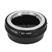 Fotga Adapter Mount Ring For Minolta MD Lens for Sony E-mount NEX7 NEX5 NEX5N NEX3 NEXVG10 NEXC3 lens to telescope adapter suit for minolta md mount fourth generation swebo for wildlife photographers