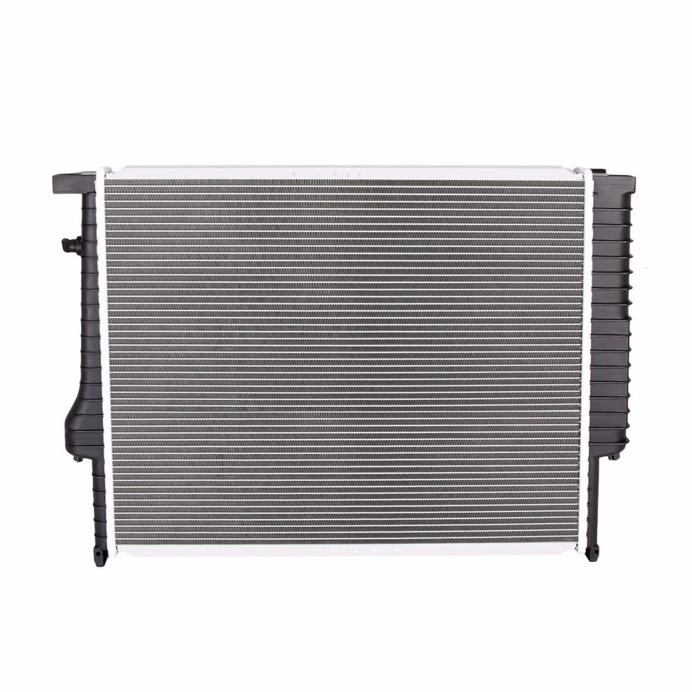 Car Radiator For BMW E36 '91-'98 E30 320 323 325 Sedan Coupe '83-'91 Auto/Manual silicone coolant radiator hose for bmw e30 m20 325 325i 6cy 1988 1993 89 90 91