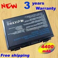 5200mAh battery for Asus K40E F82 F83S K40 K40E K6C11 F52 K50 K51 K60 K61 K70