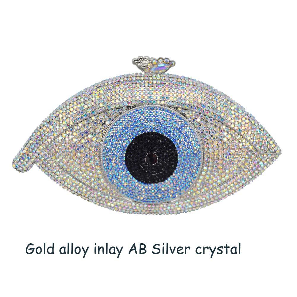 Цвет: silver ab silver