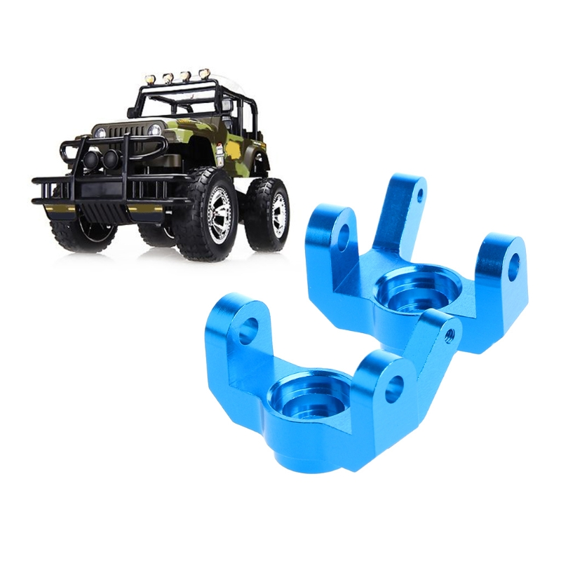 1Pair Parts Upgrade Metal Parts R/L Turn Cup For FY-01/02/03 Wltoys 12428 1/12 RC Car