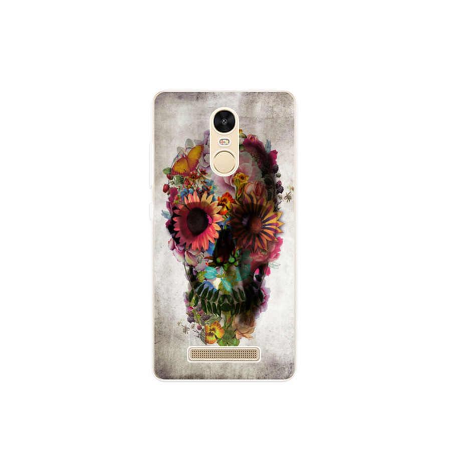 جراب هاتف شاومي Redmi نوت 3 برو SE Prime غطاء إطار هاتف محمول طبعة خاصة لينة بولي يوريثان ل شاومي Redmi نوت 3 برو حافظة 152 مللي متر