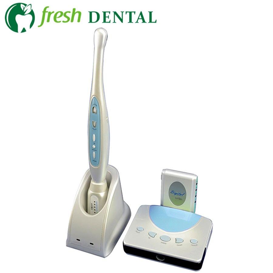 5 pièces caméra intra-orale dentaire filaire caméra intra-orale sans fil 2.0 méga Pixels vidéo s-vidéo LED blanche avec carte mémoire SD TW127