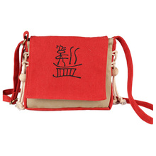 b51dcf848f High Quality Women Girls Brand Designer Messenger Bags Canvas Dongba  Letters Beaded Small Crossbody Shoulder Bag · 5 Colors Available