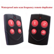 Multi-Frequency Adjustable Cloning Remote Control Duplicator 433 868 315 418 MHz Clone all frequencies between 286 and MHz!
