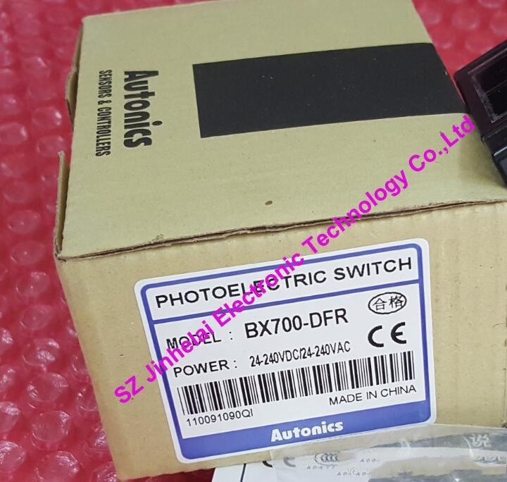 BX700-DFR   AUTONICS  New and original    PHOTOELECTRIC SWITCH 100% new and original ben500 dfr autonics photoelectric switch