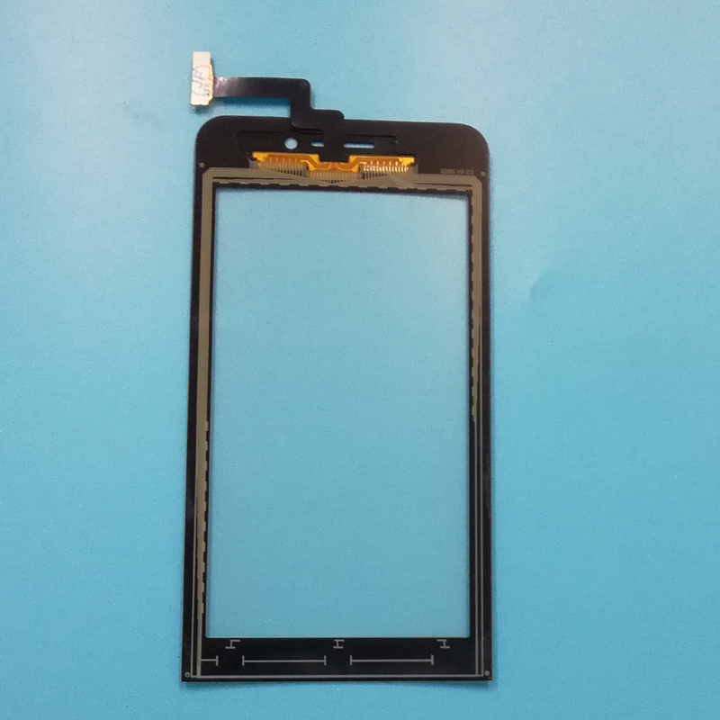 100% Test Black For Asus Zenfone 4.5 A450CG Front Touch Screen Digitizer Panel Glass Sensor Replacement
