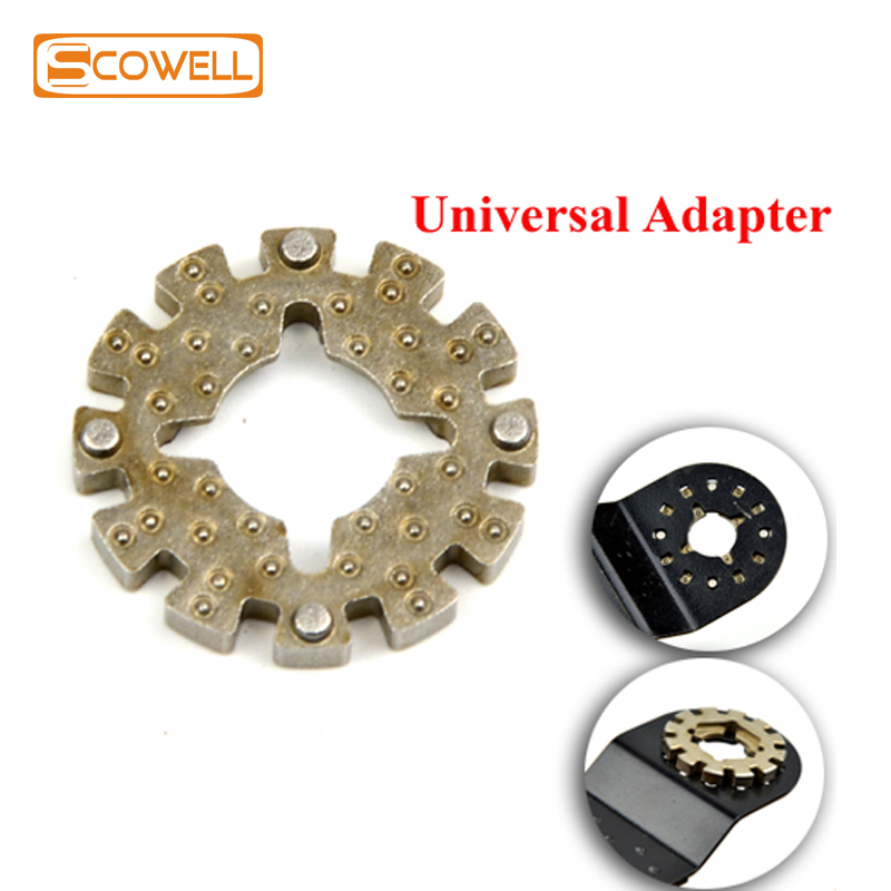Oscillating Multi Tools Shank Adapter For All Kinds Of Multimaster Power Tools Oscillating Saw Blades Adapter (not For Starlock)