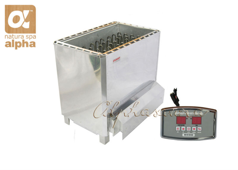 Sauna Rooms Possessing Chinese Flavors Professional Sale Free Shipping 12kw380-415v Sauna Stove 50/60hz Use In Wooden Sauna Room Dry Sauna Heater St-135t Controller Sauna Accessories Spa Tubs & Sauna Rooms