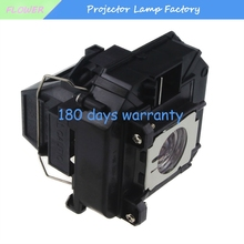 Replacement Projector Lamp ELPL60 V13H010L60 For Epson 425Wi 430i 435Wi EB-900 EB-905 420 425W 905 92 93+ 93 95 96W H383 H383A недорго, оригинальная цена