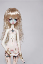 luodoll Doll - - 6 bjd sd Zora (free delivery eye makeup