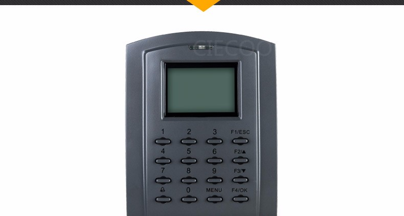 SC103 125khz RFID EM Card Standalone Access Control Device Door Security Access Control System with Keypad Time Management