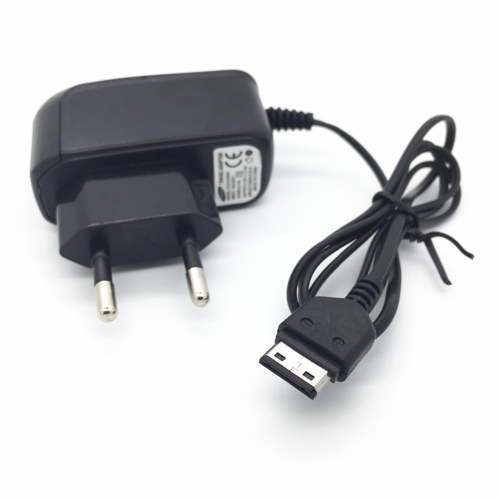 Free Shipping Eu WALL Travel CHARGER For SAMSUNG B100 B108 C450 C458 D610 D880 E210 E218 F218 F250 F480
