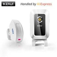 Kerui M7 Door Bell Welcome Chime Wireless Motion Sensor Alarm For Store Shop