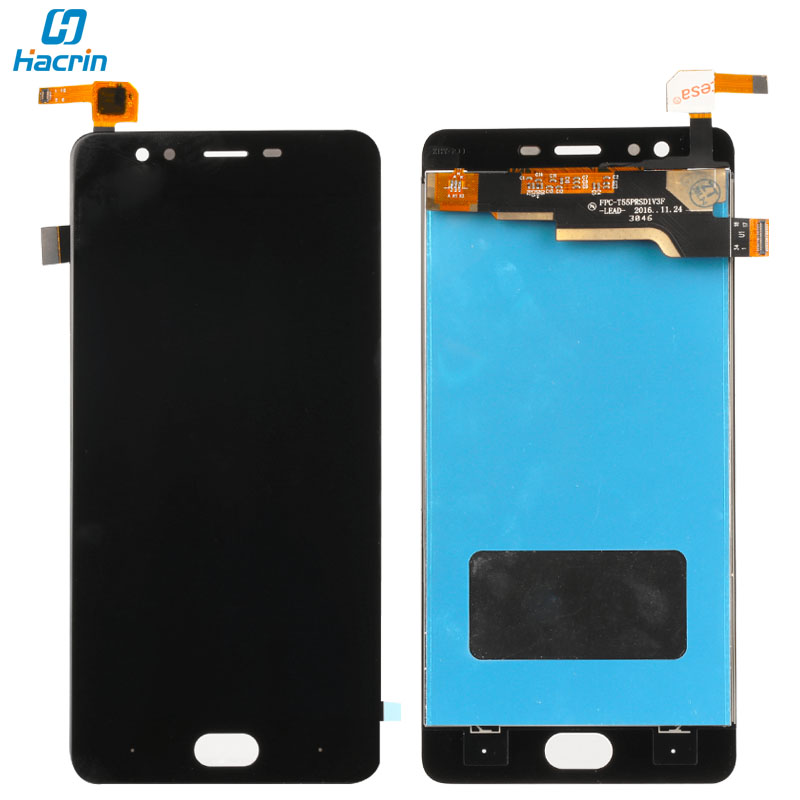 For ZTE Nubia M2 Lite LCD Display Touch Screen 1280X720 HD Tools Glass Panel Phone Accessories