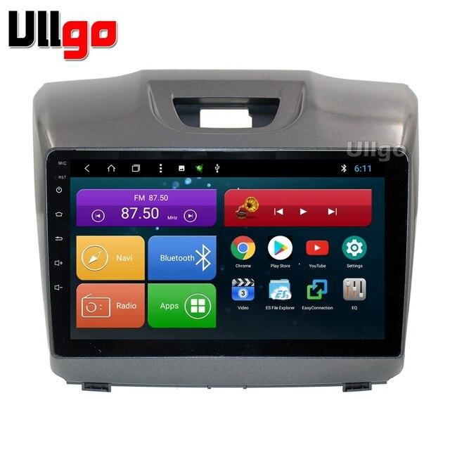 2g Ram 32g Rom 9 Inch Android 8 1 Car Radio Gps For Chevrolet Trailblazer