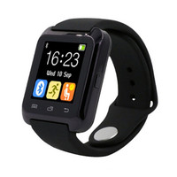 Bluetooth Smart Watch U80 With Camera Bluetooth WristWatch For Iphone Android Phone Smartwatch VS U8 A1