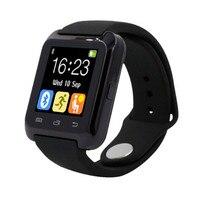 U80 Com Câmera do bluetooth Relógio Inteligente relógio de Pulso Do Bluetooth Para IOS Android homens Mulheres VS U8 Smartwatch DZ09 A1 M26 GT08 GV18 T8