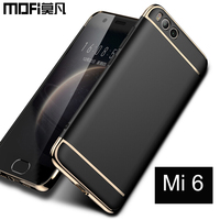 Xiaomi Mi6 Hard Cover 5 15 Mofi Full Protection Luxury PC Original Capas High Quality Xiaomi