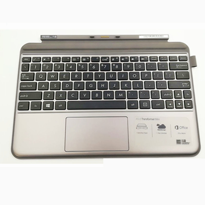 Fashion Magnet Keyboard For 10.1 Inch Asus Transformer Mini T102HA  Tablet PC For Asus Transformer Mini T102HA  Keyboard