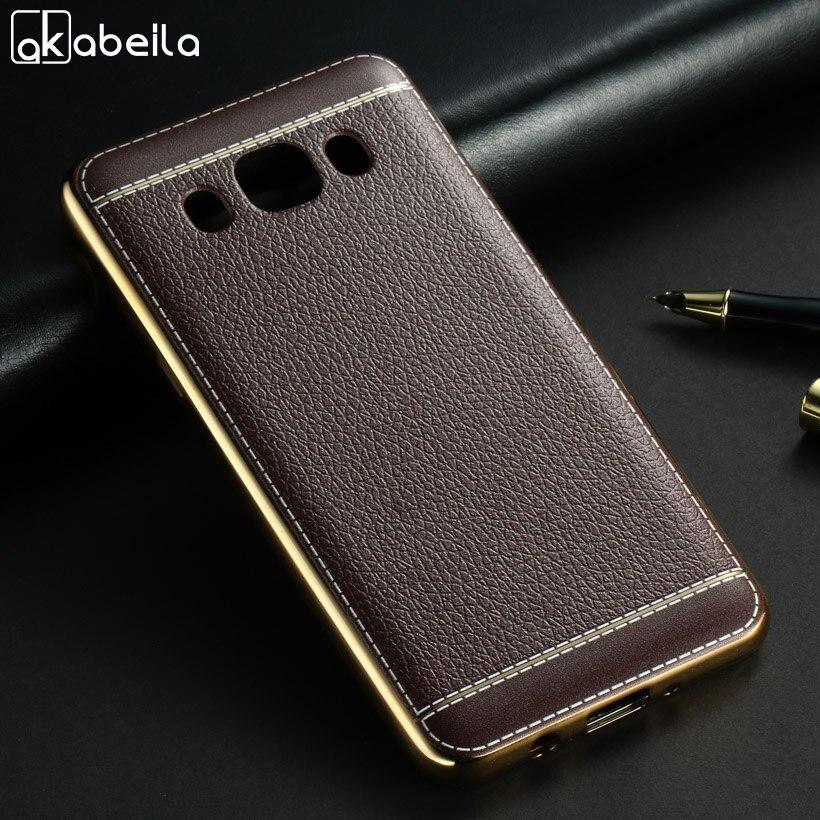 4317aff4f11 Akabeila teléfono cubierta caso para Samsung Galaxy J510fn J5 2016 funda  celular TPU cubierta J510 SM-J5108 J5109 J5100 J510X vaina
