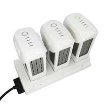 Multi Hub De Carga Inteligente Carregador de Bateria para DJI Fantasma 4 Pro 3-em-1 Carregador Zangão Zangão Acessórios