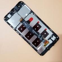цена на New 5.0 For Huawei Nova CAN-L01 L11 L02 L12 L03 L13 LCD Dsiplay Touch Screen Digitizer Sensor Assembly With Frame