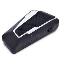 1200M Waterproof Bluetooth 3.0 Intercom for Motorcycle Headset Helmet Interphone for 2 Riders FM Music 15 Hours Working Time