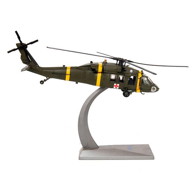 1/72 Scale Black Hawk UH-60 Rescue Helicopter Army Fighter Aircraft Airplane Models Adult Children Toys Military For Kids Gifts1/72 Scale Black Hawk UH-60 Rescue Helicopter Army Fighter Aircraft Airplane Models Adult Children Toys Military For Kids Gifts