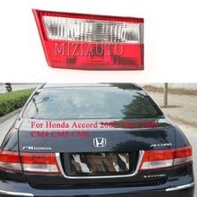 MIZIAUTO 1PCS Inner Rear Tail Light For HONDA ACCORD 2003 2004 2005 CM4 CM5 CM6 34156-SDA-H01 34151-SDA-H01 Brake