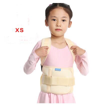 Adulto/niño jorobada corrección brace con mástil de metal anti-joroba Postura Quiropráctica brace soporte Escoliosis