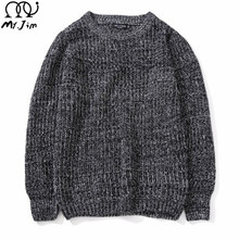 2016 new Spring solid corlor Casual Men Sweater Brands Sweater Winter Men's O-Neck Cotton Sweater Pullover