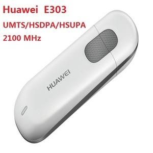 Unlocked 7.2Mbps Huawei E303 3G HSDPA Modem 3G USB stick 3g usb modem PK E1750 E1550 E3131 E160 E173 e180 e169 e169g e392(China)