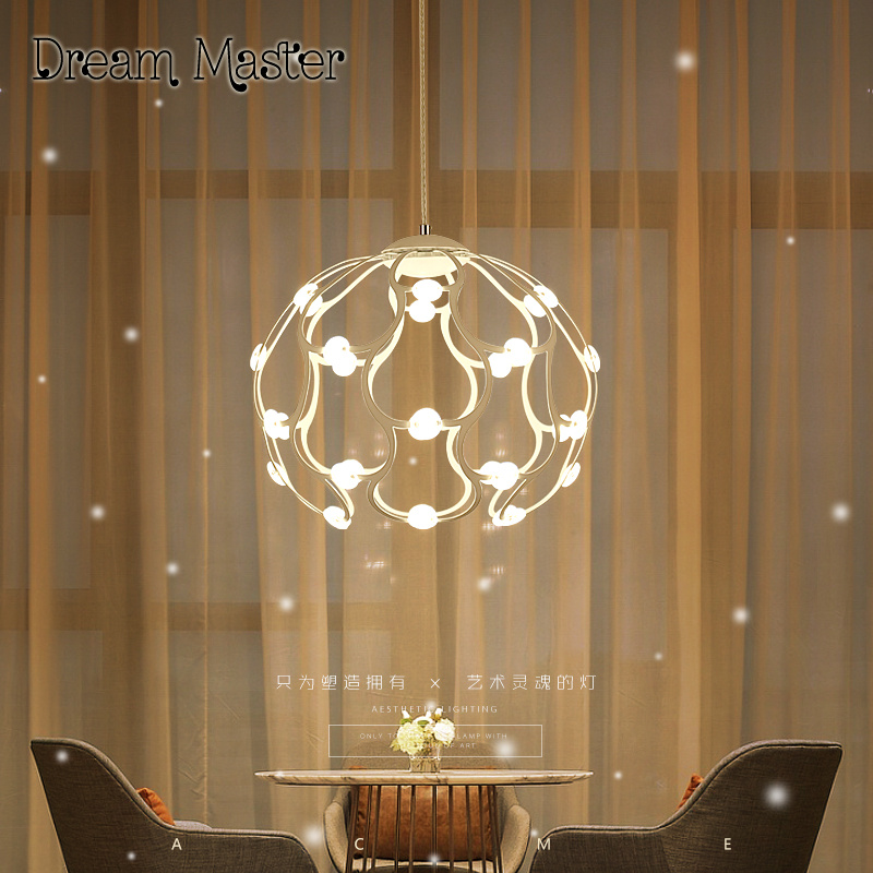Nordic cozy restaurant chandelier modern minimalist dining room creative art living room study kitchen counter lamp Postage free 2pcs error free 18 led license number plate light lamps car bulbs auto rear lights fit for ford fiesta focus mondeo