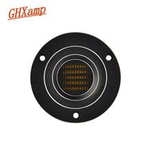 GHXAMP 65mm AMT Tweeter haut parleur 8Ohm 15 30 W haut parleur aigus 89DB N45 Neodymium transformateur de mouvement dair 1 PC