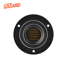 Ghxamp 65mm amt 트위터 스피커 유닛 8ohm 15 30 w 트레블 라우드 스피커 89db N45 Neodymium 에어 모션 트랜스포머 1 pc