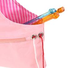 Knitting Tote Bag przędza do przechowywania Organizer ekologiczna wodoodporna papierowa torba do przechowywania narzędzi do szycia przędzy tanie tanio Przędzy Przechowywania Yarn Storage Bag Przechowywania Rolki i Torby piece 0 058kg (0 13lb ) 15cm x 12cm x 10cm (5 91in x 4 72in x 3 94in)