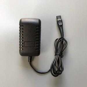 Image 3 - Caricabatterie rasoio elettrico rasoio universale tipo 5.4W 15V US plug power adapter