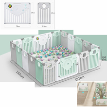 Baby Playpen Folding Arena 64CM Height