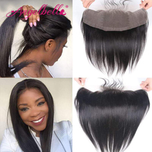 2016 New Arrival Lace Frontal Straight Brazilian Hair Natural Hairline & Perfect Adaption 13×4 Lace Frontal Straight  Human Hair
