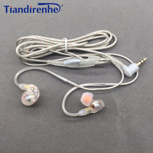 Image 3 - Tiandirenhe TH20 écouteurs intra auriculaires 10mm unités dynamiques en cours dexécution casque Sport MMCX câble pour Shure SE215 SE535 SE846 UE900 casque