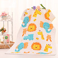 85*85cm Baby Bath Towel Cotton Toalhas De Banho Para Bebe Toalha Infantil Albornoz Infantil Toalla Character Doudou Serviette