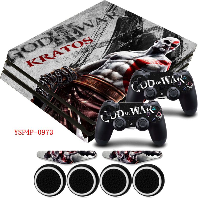 God of war hd vinyl ps4 pro protector sticker 2x controller skin god of war hd vinyl ps4 pro protector sticker 2x controller skin decal led light bar skin for sony playstation 4 pro console aloadofball Choice Image